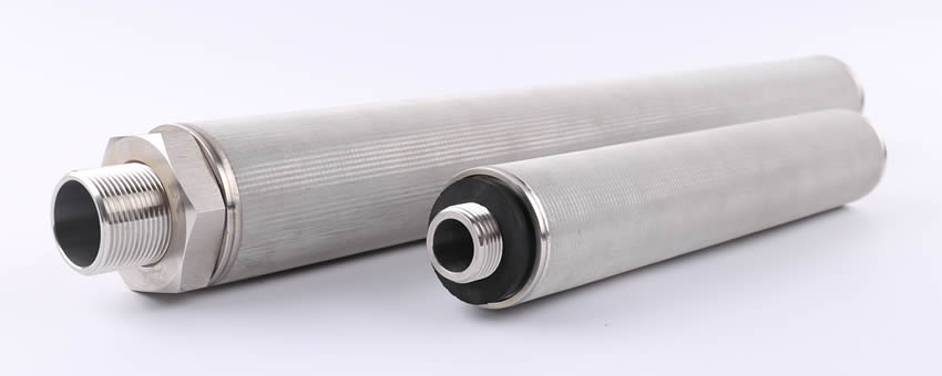Sintered Mesh Filter Cartridges Profiles Sizes And Uses