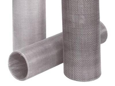 Sintered Stainless Steel Wire Mesh Industrial Filter Tube