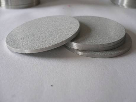 Sintered Stainless Steel Powder Filter Element